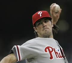 Cole Hamels hopes to stop the Phils losing streak at 5 games tonight.