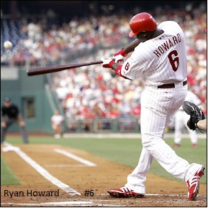 Will Ryan Howard be a force for the Phils this year?