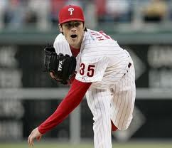 Hamels goes for his first W tomorrow.
