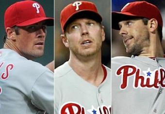 Hamels and Lee will be back to anchor the Phils rotation next year. Will Doc rejoin them?