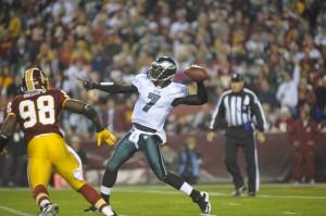 Eagles open up the 2013 season on MNF vs the Redskins (Photo by John McDonnell/The Washington Post)