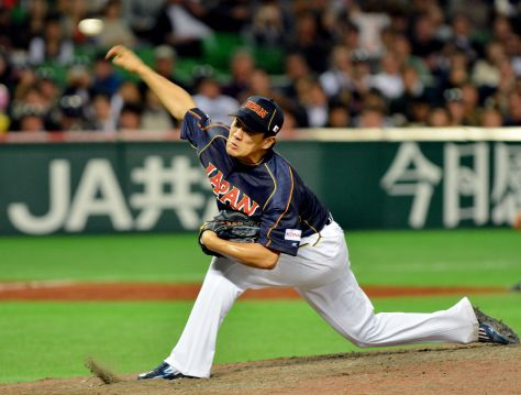 Will Japan's top pitcher Masahiro Tanaka  be another Amaro coup