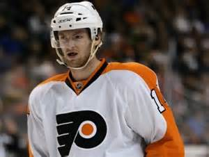 The Flyers 3rd line, led by Couturier, dominated the Wings on Wednesday night.