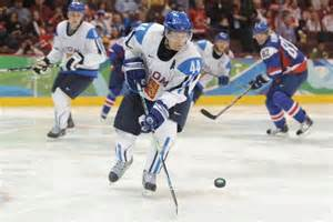 Kimmo Timonen takes part in his fifth Olympic tournament.