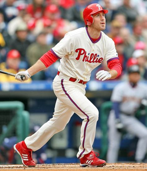 Chase Utley looks to continue his hot streak against the 1st place Braves