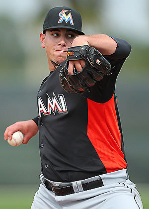 Superstar in the making, Cy Young candidate Jose Fernandez faces the Phils tonight.