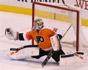 Steve Mason was the Flyers rock during this past season.
